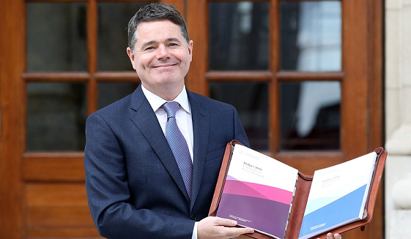 Finance Minister Paschal Donohoe says injuries board way forward, not litigation